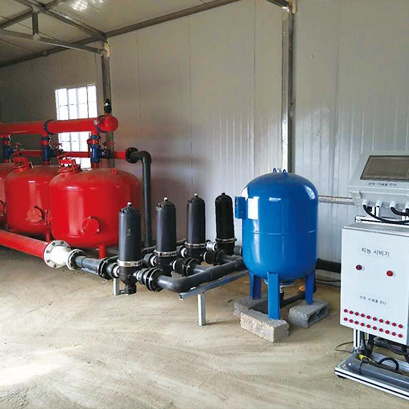 河南邓州稻虾养殖基地灌溉项目