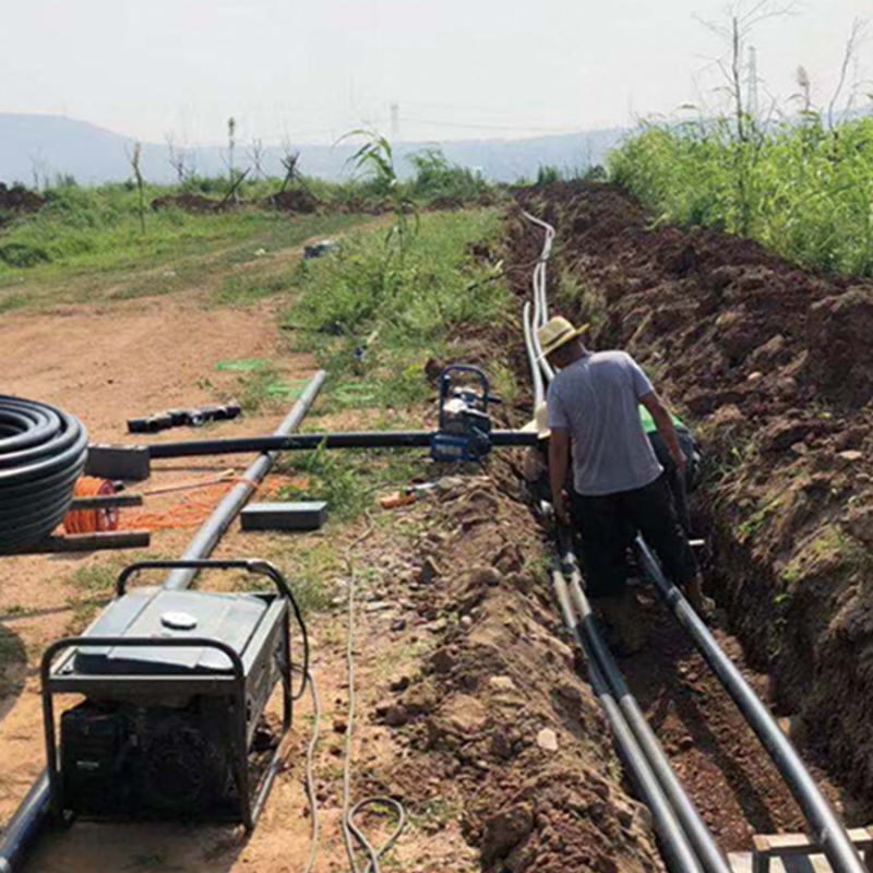 湖南攸县苗场灌溉项目