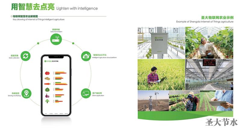 水肥一体化智慧农业物联网系统